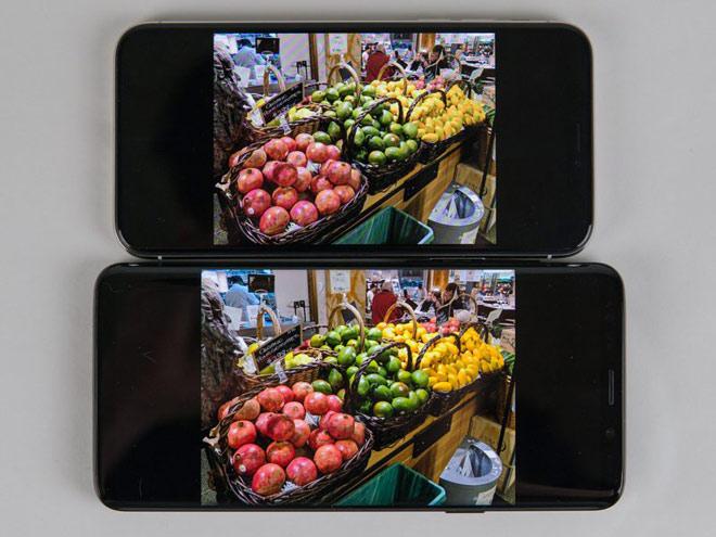 """Đây là bằng chứng cho thấy Galaxy S9 """"đánh bại"""" iPhone X - 1"""