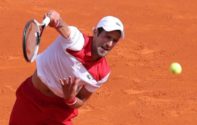 Djokovic - Lajovic: 1 giờ tối tăm mặt mũi (Vòng 1 Monte Carlo) - 1
