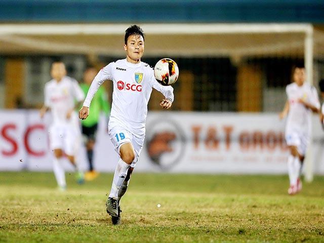 """SAO U23 """"dậy sóng"""" V-League: Xuân Trường, Văn Đức sáng chói, Quang Hải chờ thời"""