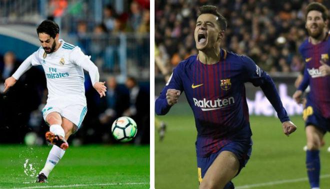 """Tiêu điểm Liga vòng 32: Ronaldo, Messi """"ẩn mình"""", Torres cán mốc vĩ đại - 1"""
