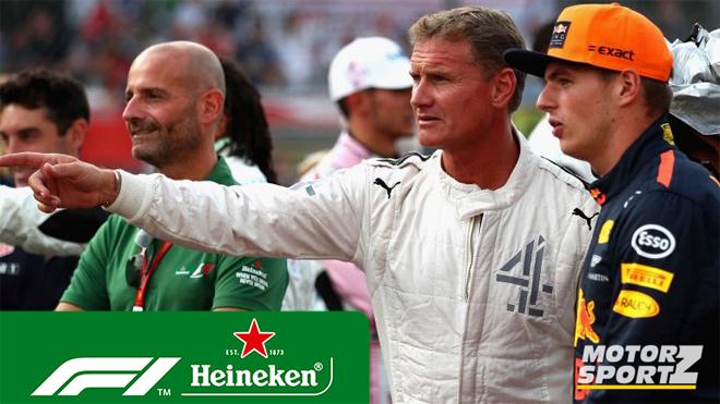 Trải nghiệm F1 lần đầu tiên tại Việt Nam cùng tay đua David Coulthard - 1