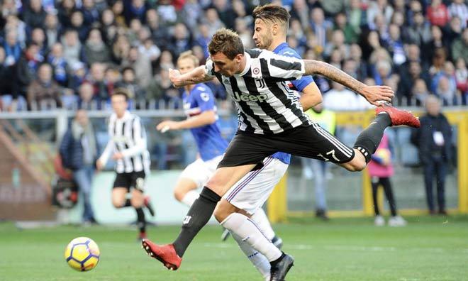 Juventus - Sampdoria: Trút giận sau thua đau Real - 1
