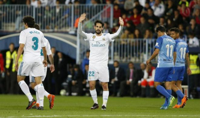 Malaga - Real Madrid: Sút phạt hảo hạng, phô diễn đẳng cấp - 1