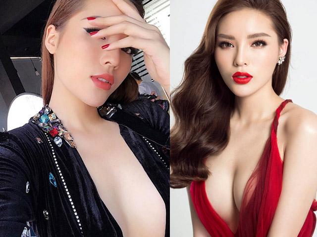 Hoa hậu Kỳ Duyên phản ứng khi bị chê phẫu thuật thẩm mỹ quá đà