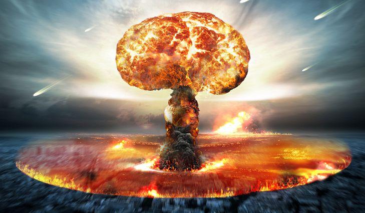 """Cựu tướng Nga: Chiến tranh hạt nhân Nga-Mỹ """"khó tránh khỏi"""" - 1"""