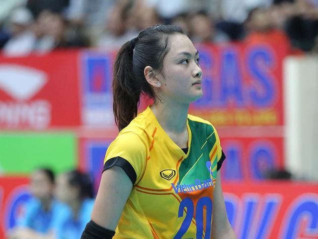 Chân dài 20 tuổi xinh xắn Thu Hoài: Tương lai của bóng chuyền nữ Việt Nam