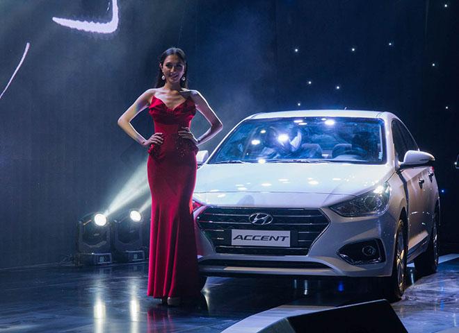 Hyundai Accent 2018 ra mắt, giá từ 425 triệu đồng - 1