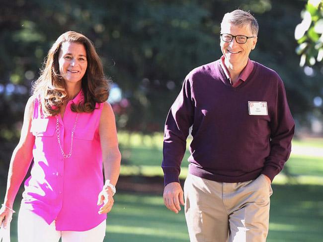 """Cuộc hôn nhân """"màu hồng"""" đáng ngưỡng mộ của tỷ phú Bill Gates - 1"""
