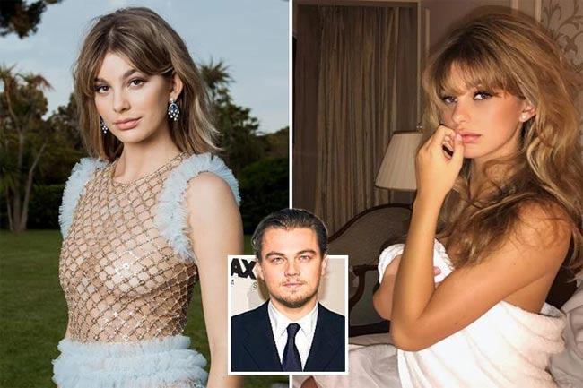 Camila Morrone là cô gái đang hẹn hò cùng nam tài tử nổi tiếng Leonardo DiCaprio.