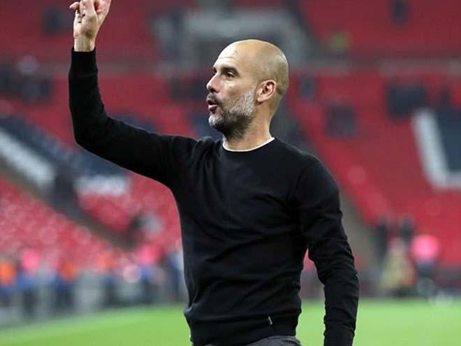 Man City mới vô địch Anh nhận cú sốc: Pep có tiền tấn cũng không được tiêu - 1