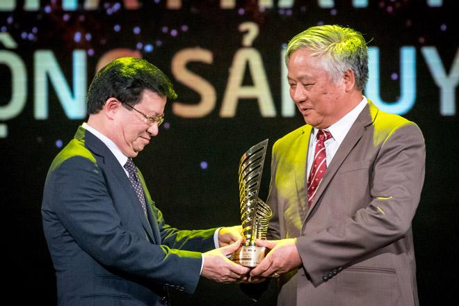 Ecopark thắng lớn tại giải thưởng bất động sản quốc gia - 1