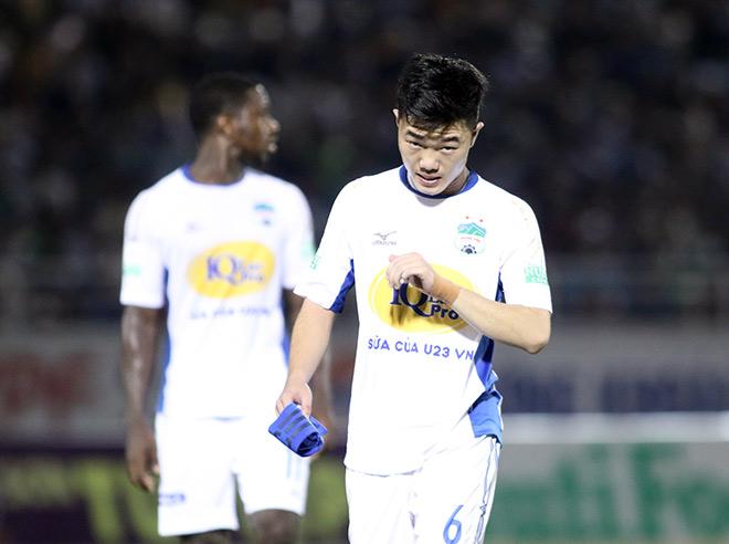 Khốc liệt V-League: HAGL, SLNA có dàn sao U23 vẫn vật vã - 1