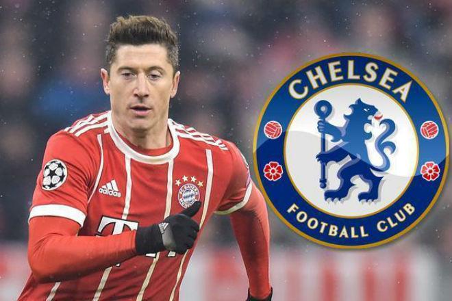"""Vua"" Ronaldo ""xúi"" Real bỏ cuộc, Chelsea tranh Lewandowski 100 triệu euro - 1"