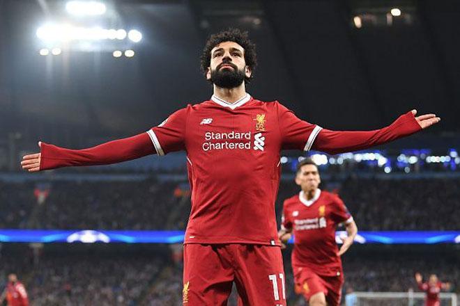 """""""Siêu nhân"""" Salah 200 triệu bảng: """"Kì quan kèo trái"""" Ngoại hạng Anh - 1"""