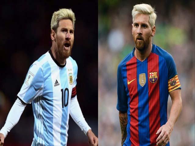 """Barcelona bị loại thảm khỏi cúp C1: Báo chí Argentina """"mở hội"""" vì Messi"""