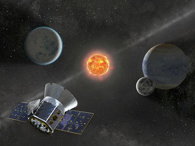 NASA phóng tàu vũ trụ đi tìm sự sống ngoài trái đất