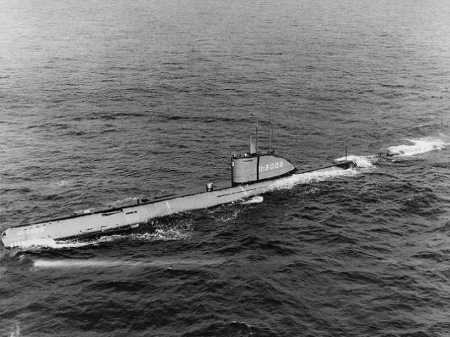Phát hiện tàu ngầm nghi chở Hitler tới Nam Mỹ