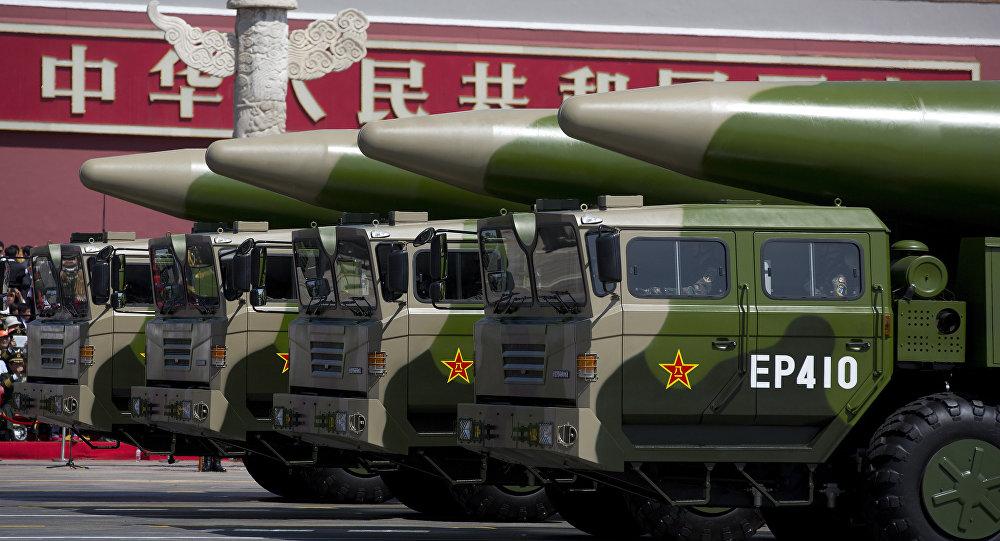 """Trung Quốc đưa """"sát thủ diệt Guam"""" vào trực chiến - 1"""