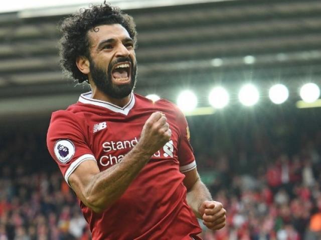 """""""Bom tấn"""" Salah 200 triệu bảng: Barca gây sốc, sáng cửa qua mặt Real"""