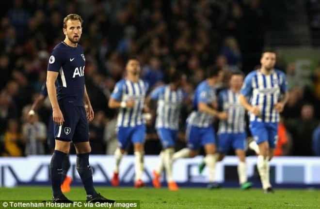 Brighton - Tottenham: 2 phút điên rồ, phạt đền cay đắng (Vòng 35 Ngoại hạng Anh) - 1