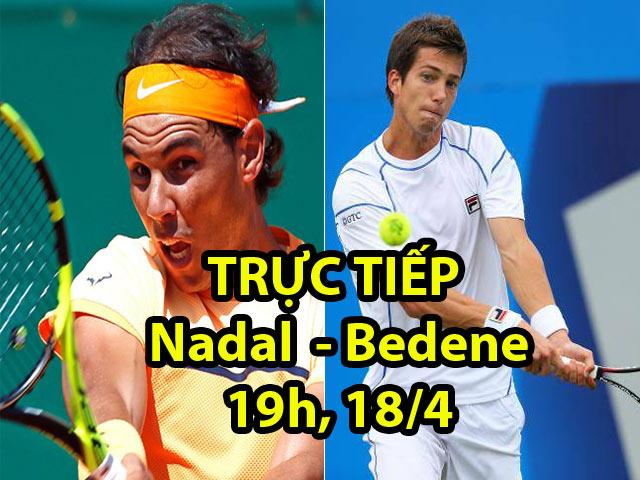 TRỰC TIẾP tennis Nadal - Bedene: Đối thủ thăng hoa, Rafa coi chừng
