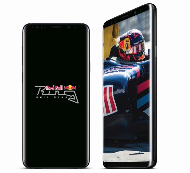 HOT: Samsung tung bản giới hạn Galaxy S9/ Galaxy S9+ Red Bull Ring - 1