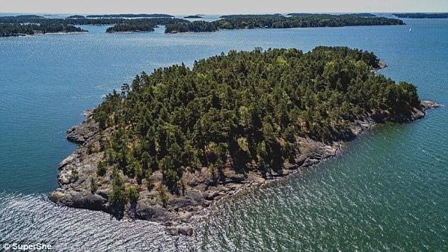 Hòn đảo ở Phần Lan cấm tiệt đàn ông bén mảng - 1