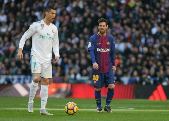 "Messi hụt hơi, sợ thua Ronaldo: ""Chỉ đạo"" Barca vung tiền mua danh hiệu - 1"