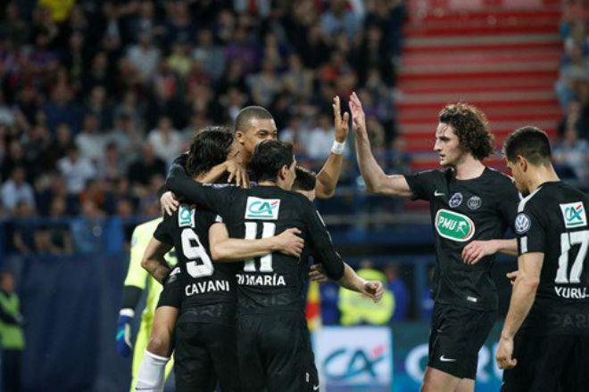 """Caen - PSG: Cú đúp siêu sao, mộng """"ăn 3"""" rất gần - 1"""
