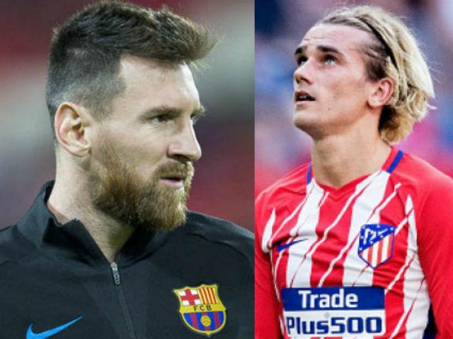 Chuyển nhượng MU: Sắp mua Griezmann 2900 tỷ đồng nhờ... Messi