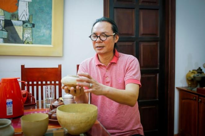 Tượng Khổng Minh, đồng hồ vàng độc nhất vô nhị của đạo diễn Trần Lực - 1