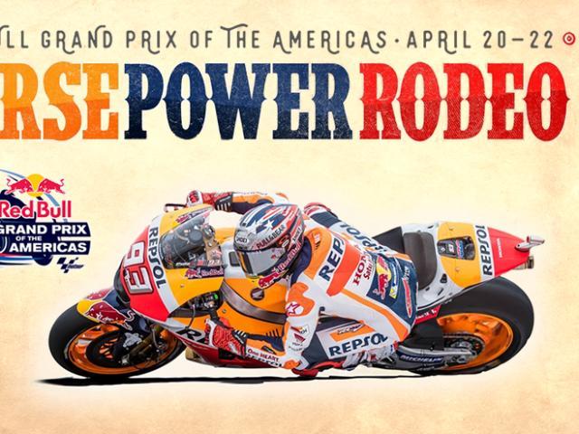 """Đua xe MotoGP: Kịch chiến những """"chàng cao bồi"""" miền viễn Tây nước Mỹ"""