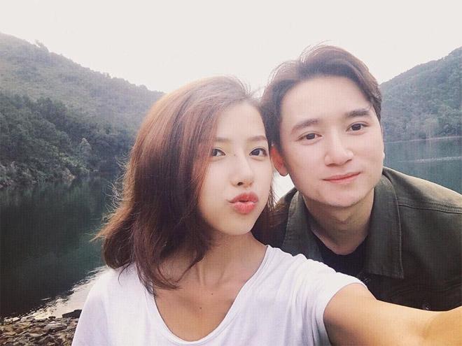 Phan Mạnh Quỳnh quá yêu và chiều chuộng bạn gái hot girl - 1