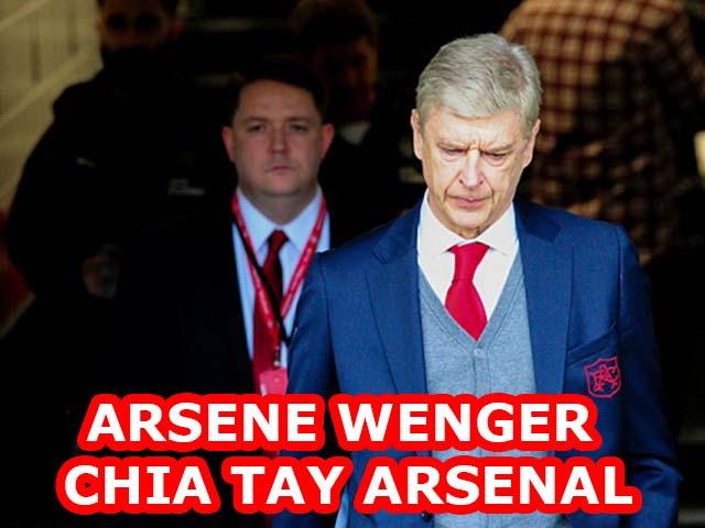Triều đại Arsenal 22 năm,  Wenger ra quyết định rúng động