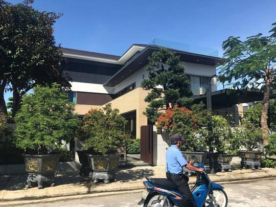 """Giám đốc Công an Đà Nẵng nói gì về việc sở hữu biệt thự do Vũ """"nhôm"""" tặng? - 1"""