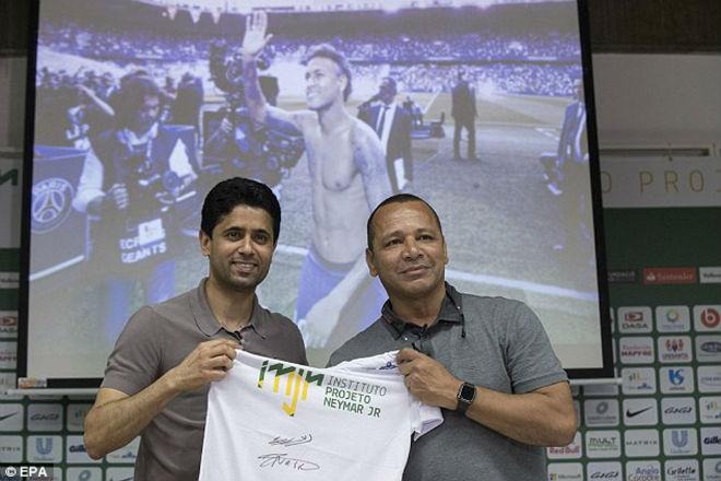 """Neymar bị PSG nghi bội ước: Real chờ mua """"kẻ phản bội"""" Barca - 1"""