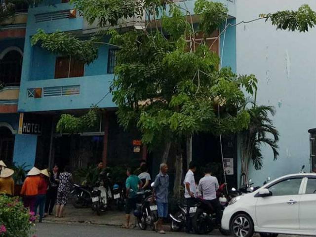 1 công an Bình Dương chết trong tư thế treo cổ trong khách sạn
