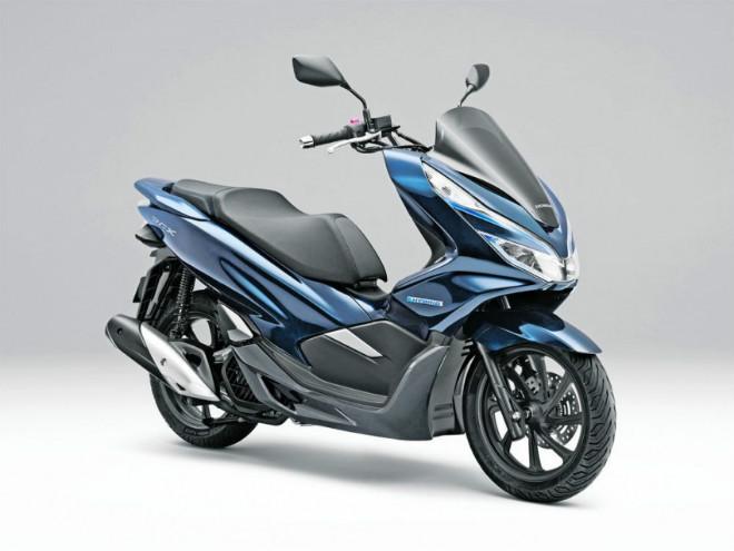 2018 Honda PCX Hybrid giá 65,7 triệu đồng sắp về Việt Nam? - 1