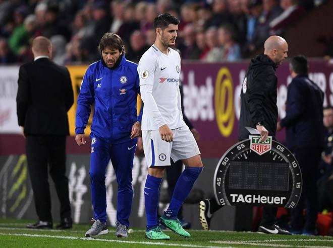 Tồi tệ Morata: Ghi bàn kém cả Smalling, túng quẫn tìm đường trở lại Real - 1