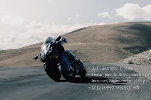 Yamaha phát hành video mới về Niken, lộ thêm thông tin kỹ thuật độc đáo - 1