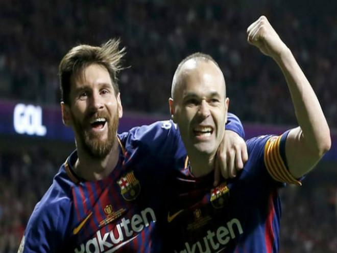 """Barcelona """"hạ nhục"""" Sevilla: Đối thủ tự thua, Messi hóa """"hung thần"""" - 1"""