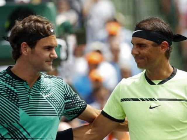 Bảng xếp hạng tennis 23/4: Federer lăm le soán số 1, Nadal áp lực ngàn cân