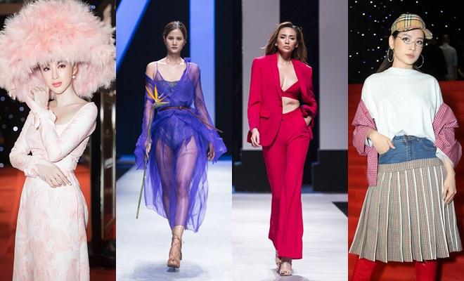 4 xu hướng xuân hè 2018 từ Tuần lễ thời trang Quốc tế Việt Nam - 1