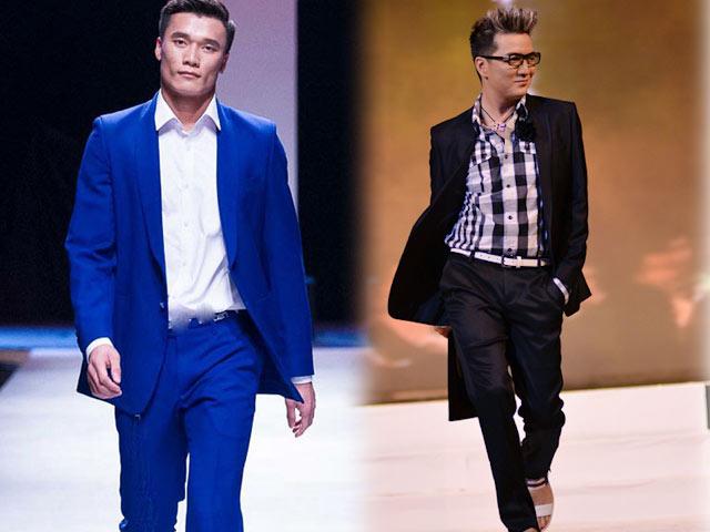 Bùi Tiến Dũng, Mr. Đàm, Phan Anh: Nhân tố gây choáng trên sàn diễn thời trang