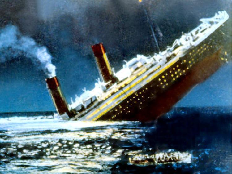 Lý do khác khiến 1.500 người chết trong thảm kịch Titanic - 1