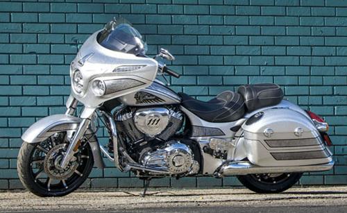 Indian Motorcycle thu hồi hơn 3.300 xe trên phạm vi rộng - 1