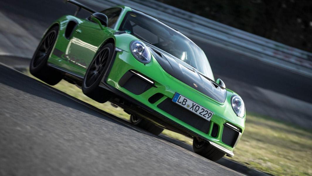 Porsche 911 GT3 RS 2018: Chỉ mất 6 phút 56,4 giây để hoàn thành 1 vòng tại ''Địa ngục xanh'' - 1