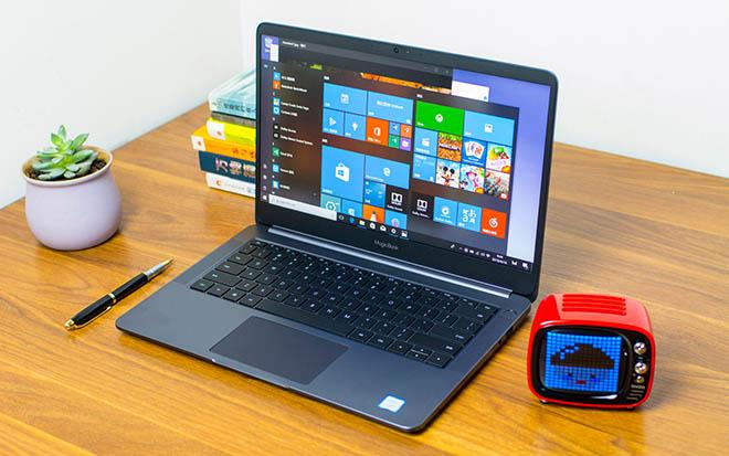 Honor MagicBook trình làng với bộ xử lý mới nhất từ Intel - 1