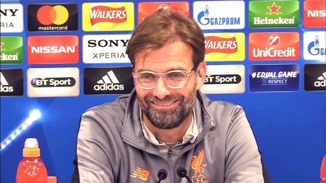 Họp báo cúp C1, Liverpool - Roma: Klopp hứa tấn công, cảnh báo Salah - 1