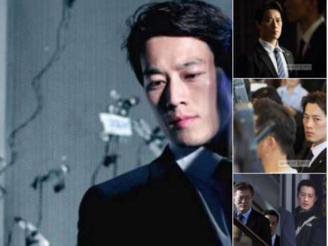 Vệ sỹ Tổng thống Hàn Quốc: Siêu đẹp trai, đai đen 11 đẳng hơn cả cao thủ